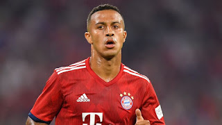 PSG set to beat Liverpool in Thiago Alcantara battle