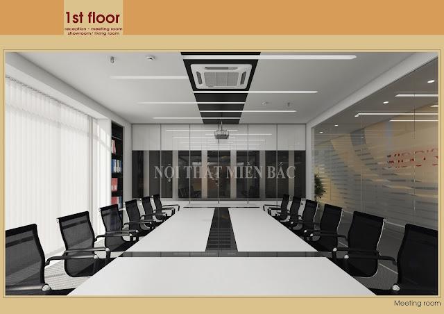 Ghế lưới văn phòng cho thiết kế nội thất phòng họp