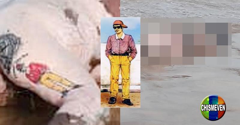 Dos cadáveres tatuados encontrados en la Playa Sur de Adícora de Falcón