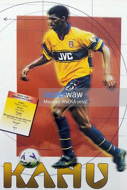 Nwankwo Kanu (Arsenal)