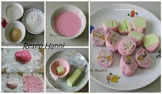 Resep Mochi Ice Cream
