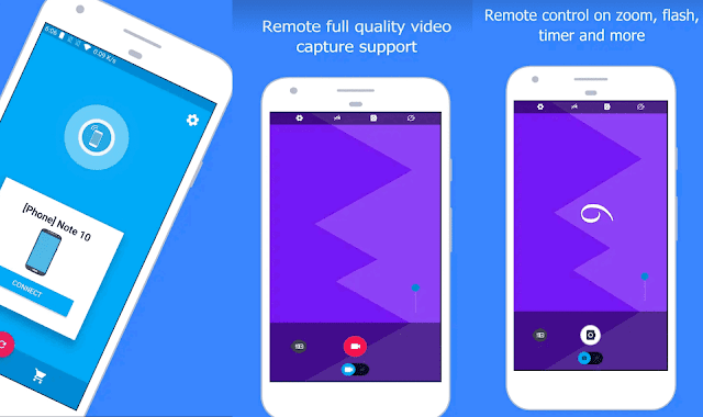 Best Android camera and remote photography app