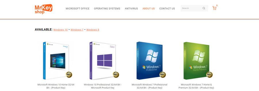 Windows 10 cheap