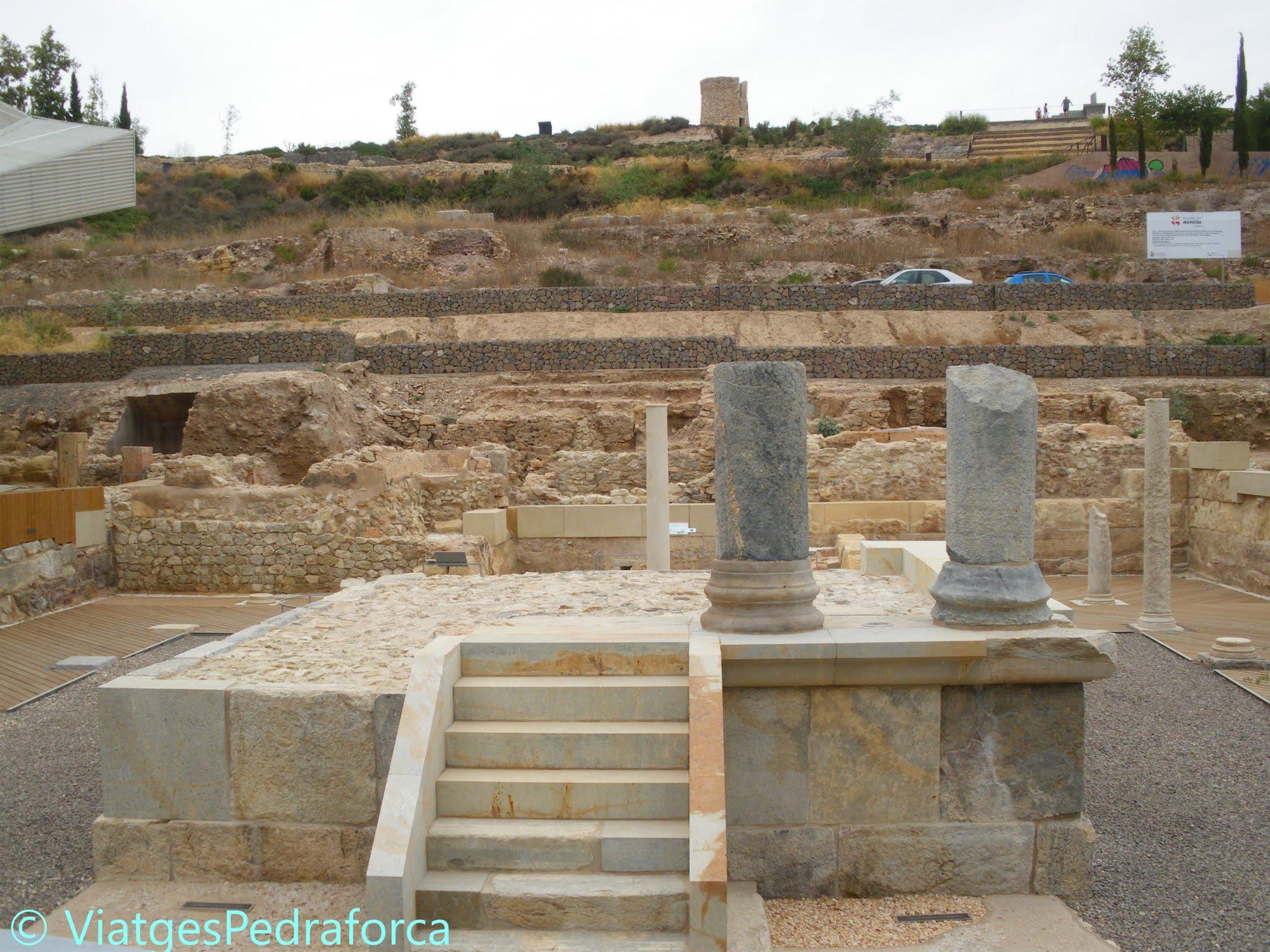 Parc arqueològic del Molinete, Cartago Nova