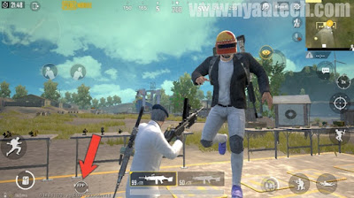 Add FPP-TPP Switch Button on PUBG Mobile