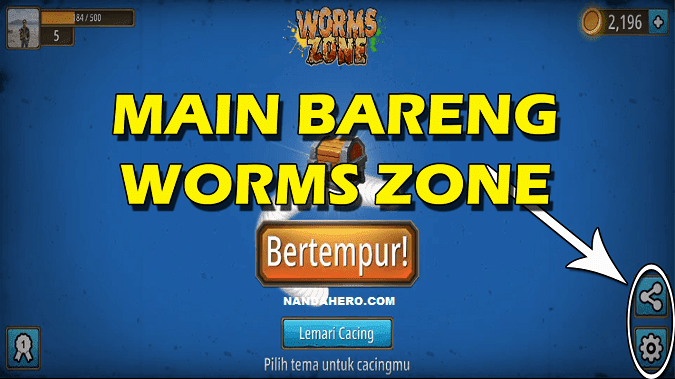 car mabar di worms zone