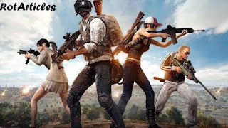 PUBG: PlayerUnkown's Battleground
