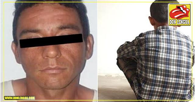 Secuestró a un niño de 11 años y lo abusó en su casa en El Vigía