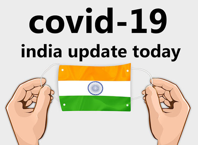 covid-19 india update today