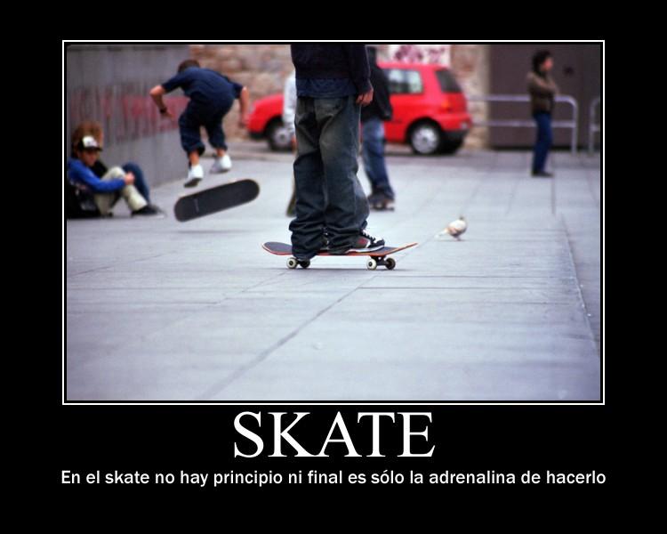 El Skate No Es Solo Un Deporte Buenas Frases Sobre Skate