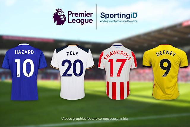 PES 2017 Premier League Number (demo) dari Reqzo