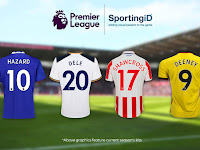 PES 2017 Premier League Number (demo) dari Reqzo