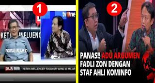 Jadi Tertawaan Netizen, Guru Besar 'Beneran' Kalah Debat Lagi, Kali Ini Oleh Fadli Zon