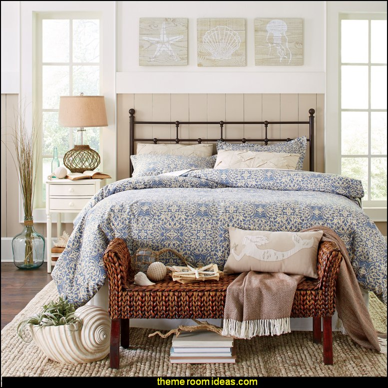 Decorating theme bedrooms - Maries Manor: coastal