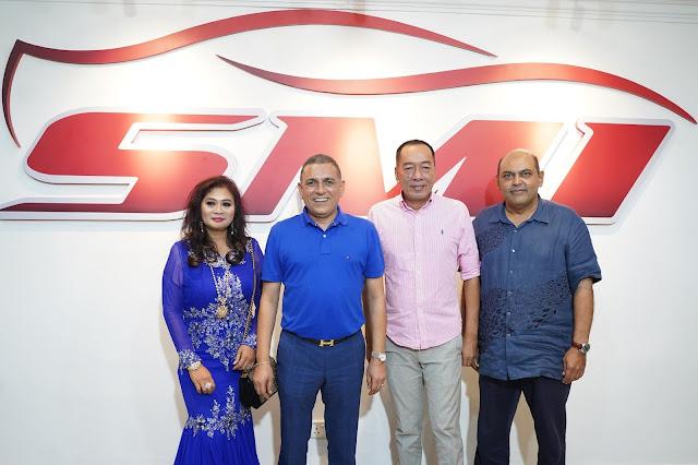 SMI Cars Rai Pelanggan-Pelanggan Di Majlis Perasmian Ruang Pameran Baharu