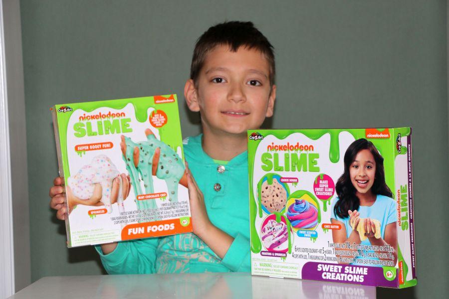 Nickelodeon Slime