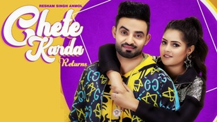 Chete Karda Returns Lyrics - Resham Singh Anmol