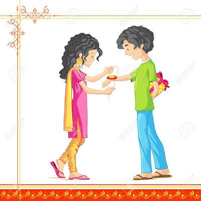Raksha Bandhan Beautiful DP Download