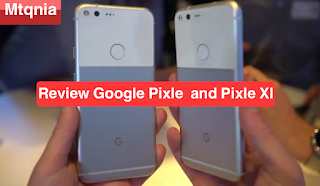 مراجعه كامله مواصفات هاتف جوجل بيكسل وبيكسل اكس ال Review Google Pixle and Pixle Xl