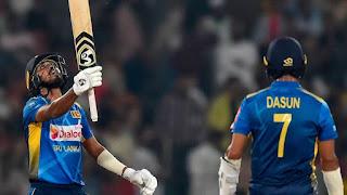Oshada Fernando 78* - Pakistan vs Sri Lanka 3rd T20I 2019 Highlights