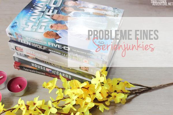 Probleme eines Serienjunkies, Dvd Sammlung, Serien, Serienblogger, Filmblogger,