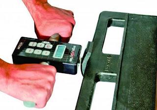 dinamometer pengukur gaya dorong