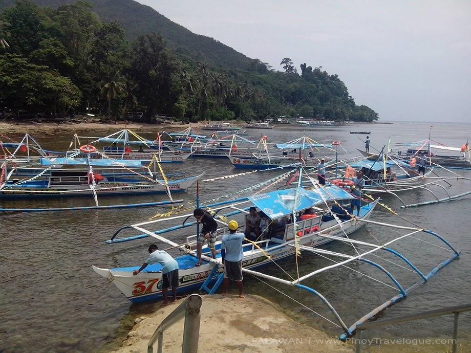 Sabang Beach, Puerto Princesa, Palawan