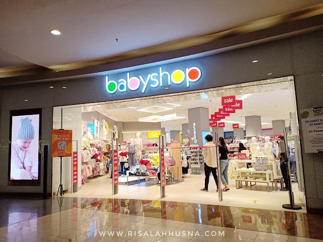 Babyshop Mall Kelapa Gading 3