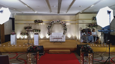 Wedding Stage Decoration Works Kerala