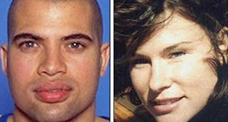 Bison Dele's photo attched with girlfriend