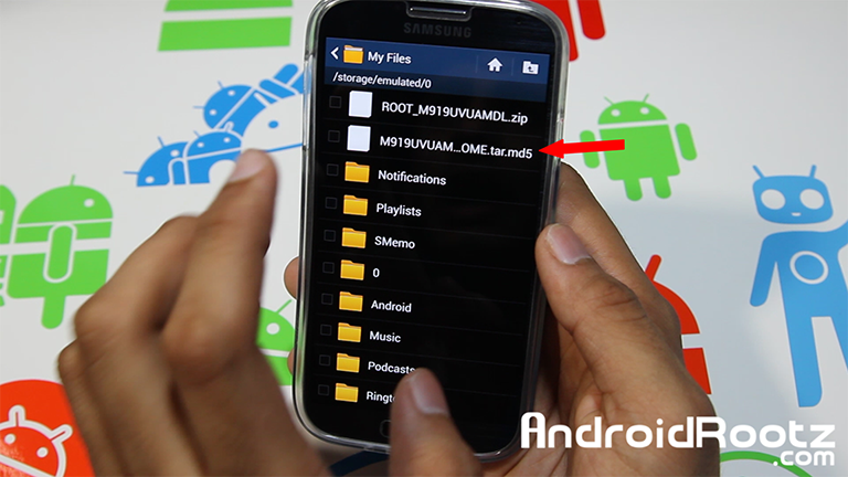 How to Unroot Galaxy S4 Without a Computer! - Mobile Odin