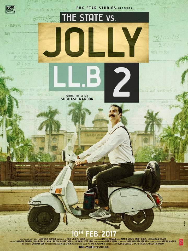 Jolly LLB 2 (2017) Subtitle Indonesia – WEB-Rip 720p