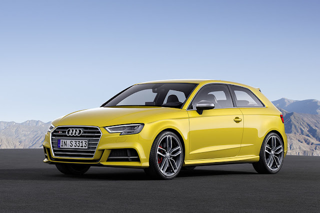 Exciting Audi S3 2016 Photo Current Gallery