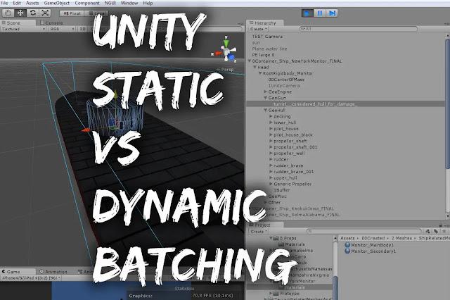 unity static vs dynamic batching