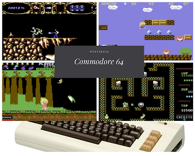 Giochi del Commodore 64
