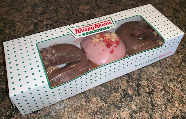 New Kit Kat Doughnut (Krispy Kreme)