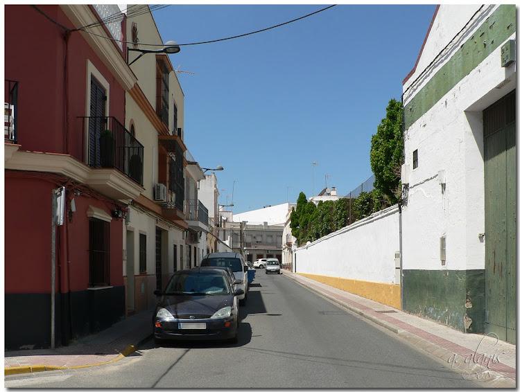 Calle Jesús de Grimarest