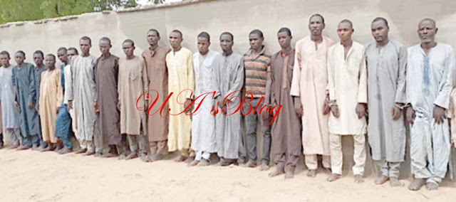 Boko Haram commander makes shocking revelations about Islamic sect, Chibok girls