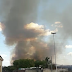 Incêndio assusta moradores do povoado de Piedade em Itapetim
