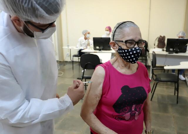 Porto Velho retorna vacinação com Coronavac nesta quarta-feira (19/05)