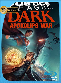 Justice League Dark: Apokolips War (2020) HD [1080p] Latino [GoogleDrive] SilvestreHD
