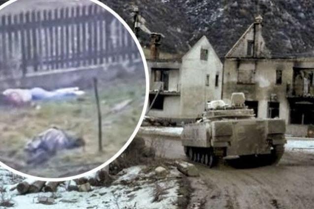 Buhine kuće – Posljednji pokušaj tzv. ABiH da porazi Hrvate središnje Bosne
