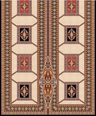 Lavanya-Geometric-Textile-Kaftan 43a