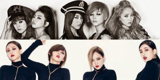 6Mix, Nama Girlband Baru Penerus Wonder Girls & Miss A ?