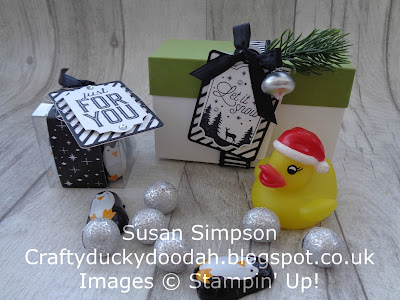 Craftyduckydoodah!, Merry Little Labels, SBTD Blog Hop, Stampin' Up! UK Independent  Demonstrator Susan Simpson, Supplies available 24/7 from my online store,