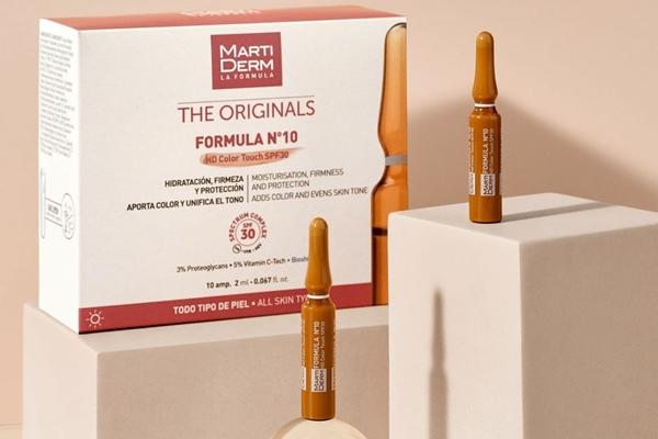 The Originals Formula 10 Martiderm bodegón