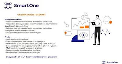 Un Data Analyste Senior