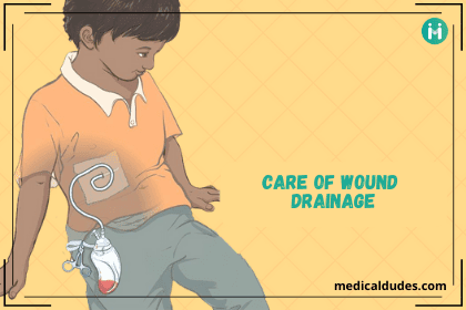 Care of wound drainage: management of wound drains