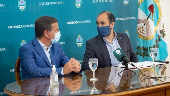 Suarez y Thomas abrieron el Pre Congreso Pedagógico Mendoza 2020