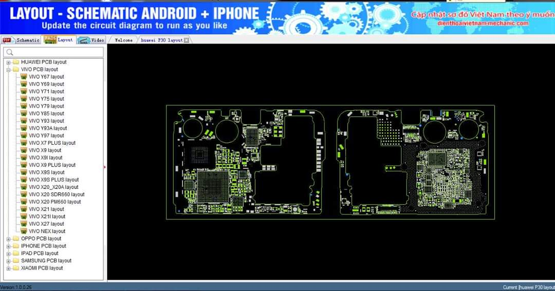 Mobileteam1  Dzkj Phone Repair Free Tool  Phone Schematic  Phone Diagram  Android  I Phone